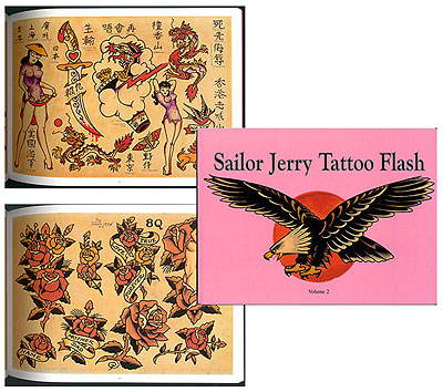 Tattoo Flash Hardy Traditional Modern Designs - TATTOO PARLOR