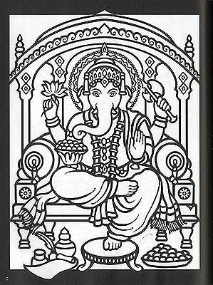 KETH 1221, Hindu Gods