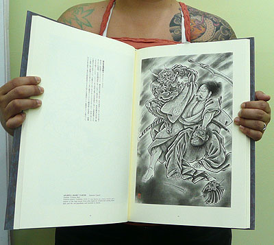 Japanese Tattoo Design Books 100 Demons of Horiyoshi III