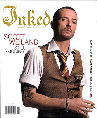 Tattoo Magazines, Tattoo
