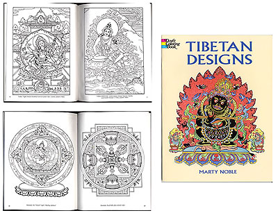 Tibetan Designs By Marty Noble