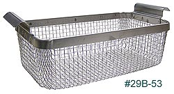 Ultrasonic Cleaner Wire Mesh Baskets