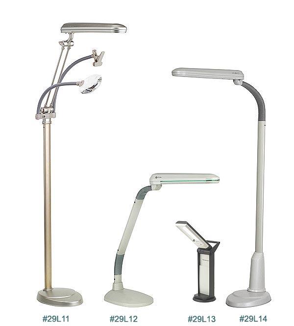 Ottlite lamps for Ottlite 3 in 1 craft floor lamp