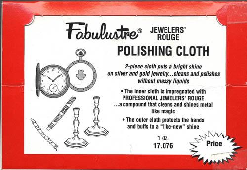 3f6ad0cb999 Fabulustre Polishing Cloth