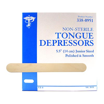 Tongue Depressors Cotton Tail Medical Products Tongue Blades